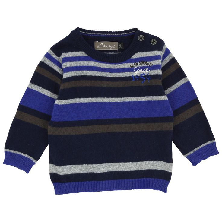 Jean Bourget Tiny Boy pull (Casual)