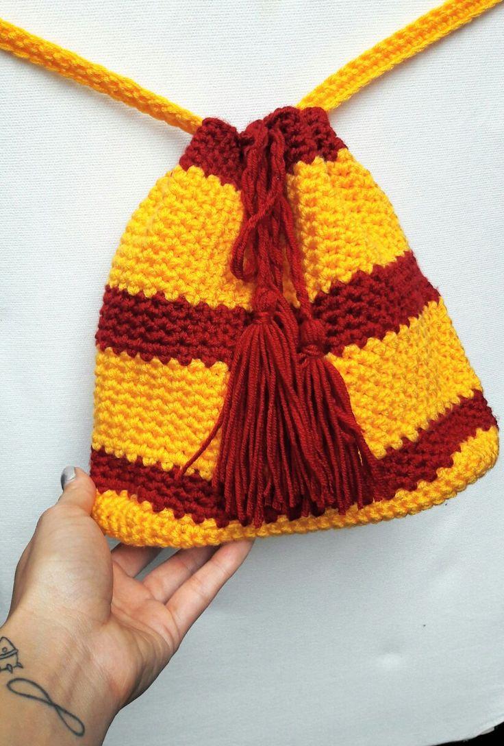 New little bag #Soay #crochet