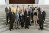 Der Rat für Nachhaltige Entwicklung (RNE) der Bundesregierung bei seiner konstituierenden Sitzung