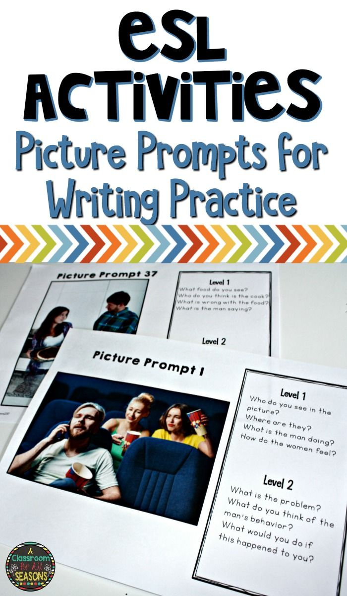writing activities for elementary level Writing and reading really go hand in hand, reinforcing and extending each other there are a range of writing activities that you can incorporate into your tutoring sessions with children at any age and writing level.