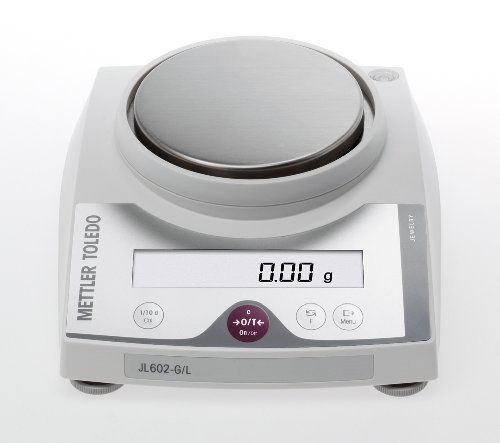 Download Mettler Toledo Scale Software on www.BillProduction.com ... Mettler Toledo JL602-G/LA00 Gram Scale - Legal for Trade - Gram - Ounce - DWT - Jewelry Scale - 610 gram (gr.) Capacity - 0.01 gr Readability by Mettler Toledo. $435.00. This Mettler Toledo scale provides an extremely accurate and precise reading in a very compact design. This scale can weigh up to 610 grams with an accuracy of 0.01 grams. This scale is Legal for Trade, which is unheard of with a price like this.