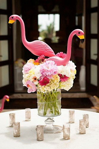 The Glam Pad: Lets Flamingle with Dana Small!