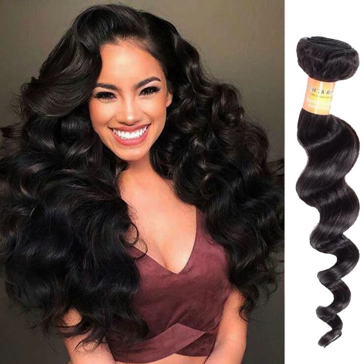 "12""14""16"" Brazilian Real Human Hair Extension Body Wave Hair Weft 3Bundles 150g #Unbranded #WaveBundle"