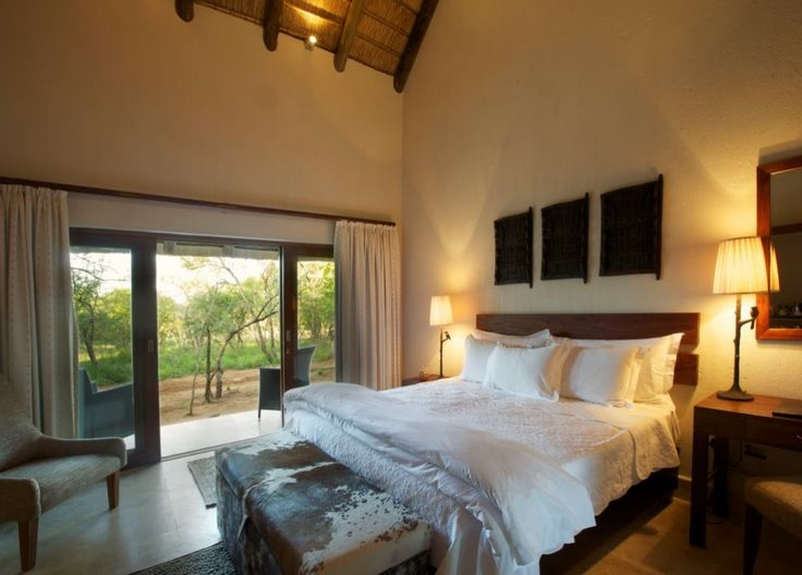 Kapama Southern Camp - Bedroom