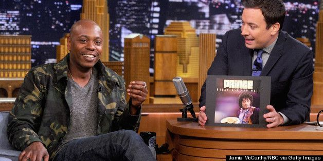 D. Chappelle-KNEW Kanye W. would be a star...☆