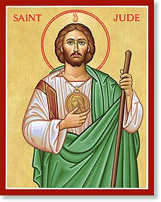 Icon of St. Jude - Google Search