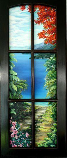 Through the Window - Karin Best