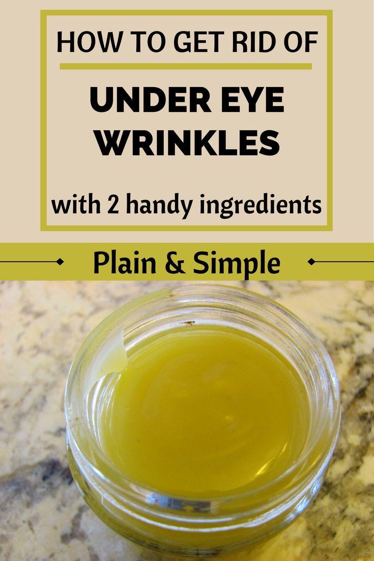 25+ Best Ideas About Under Eye Wrinkles On Pinterest