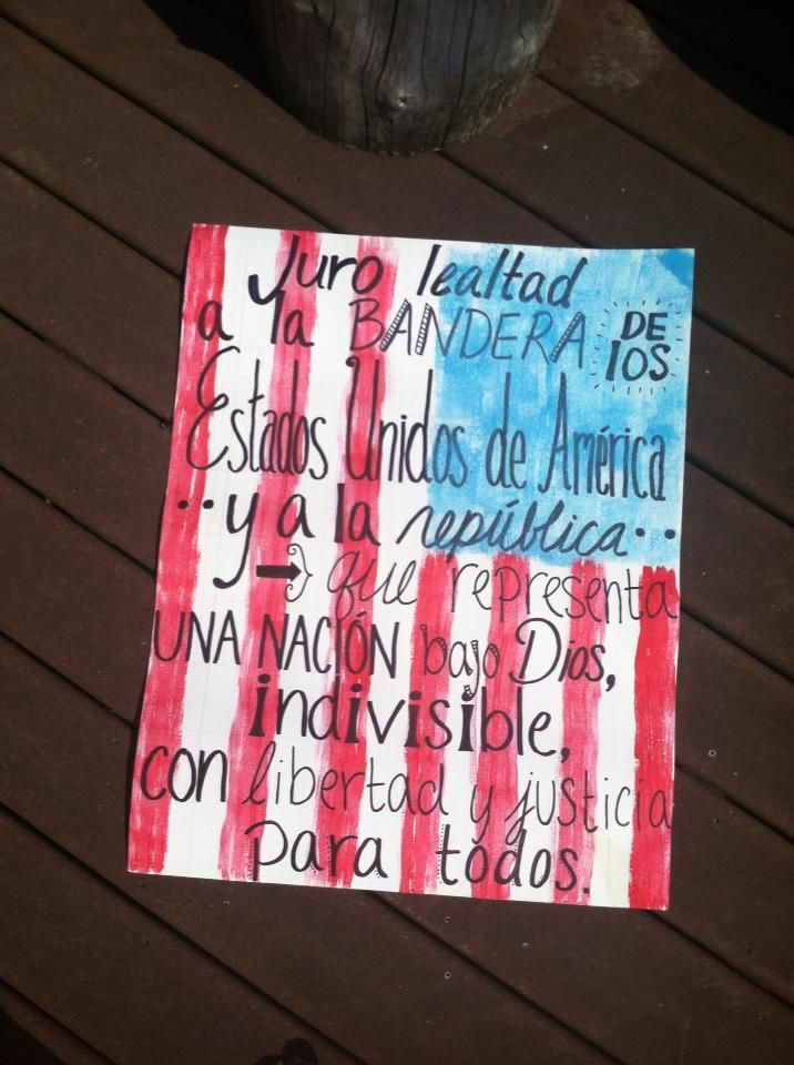 Classroom Pledge Ideas ~ Best ideas about pledge of allegiance on pinterest