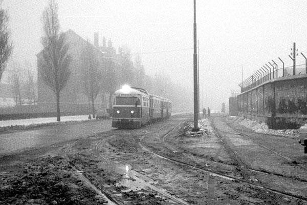 Rotterdam: De Rosestraat 1959