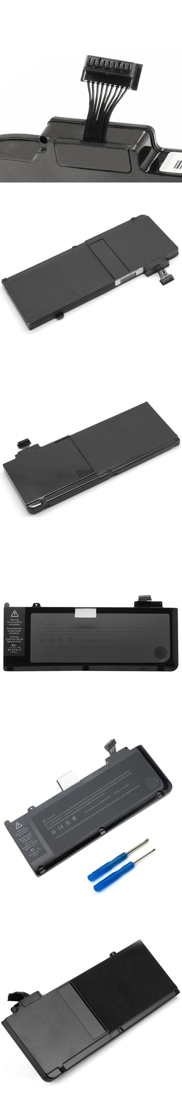 "NEW Laptop Battery for Apple MacBook Pro 13"" inch A1278 A1322 Early 2011 2012 Mid 2009 2010 Late 2011 020-6764-A 020-6765-A"