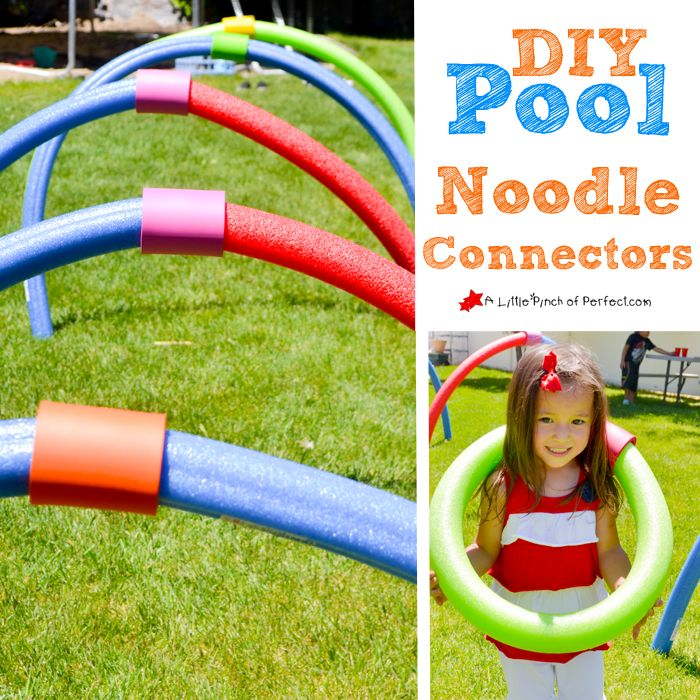 167 Best Images About Pool Noodle Ideas On Pinterest Pool Noodle Crafts Noodles And Fitted Sheets