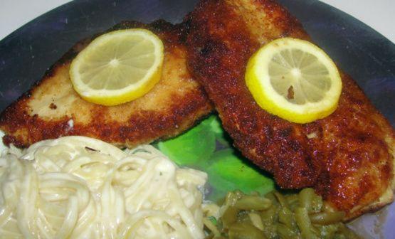 Chicken Piccata (Ina Garten)