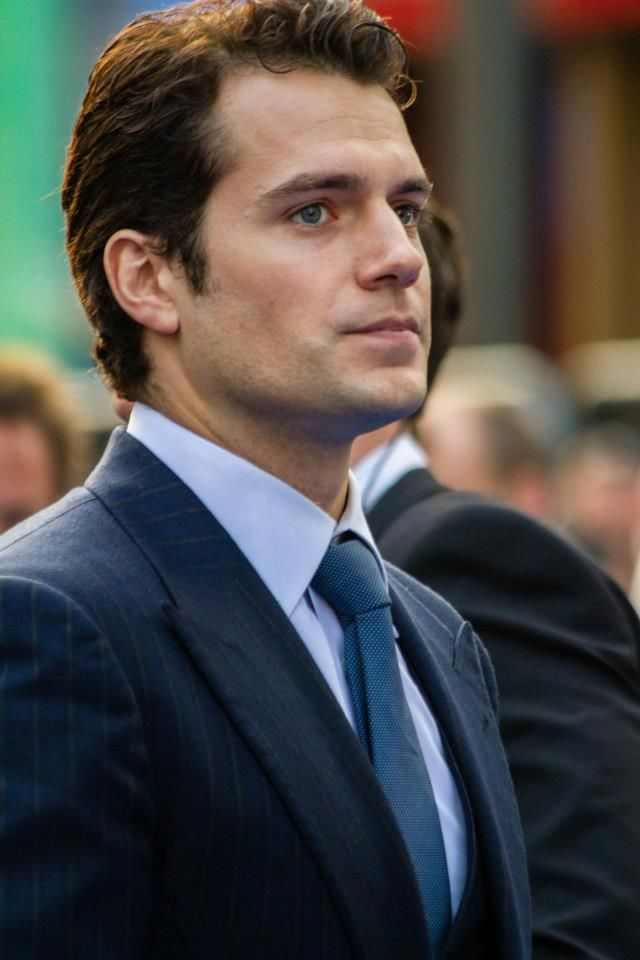 Henry Cavill from Tumblr