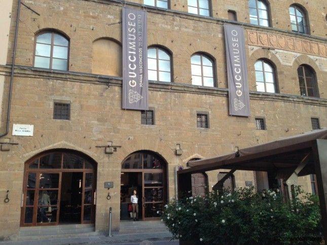 Gucci Museo Caffè & Restaurant // Piazza della Signoria, 10, Firenze