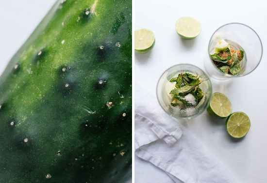cucumber mojito ingredients