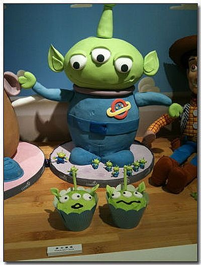 Toy Story Cake: Cakes Ideas, Sculpting Cakes, Cakes 2, Cakes D, Eating Cakes, Cakes Things, Amazing Cakes Cupcakes, 3D Cakes, Birthday Cakes