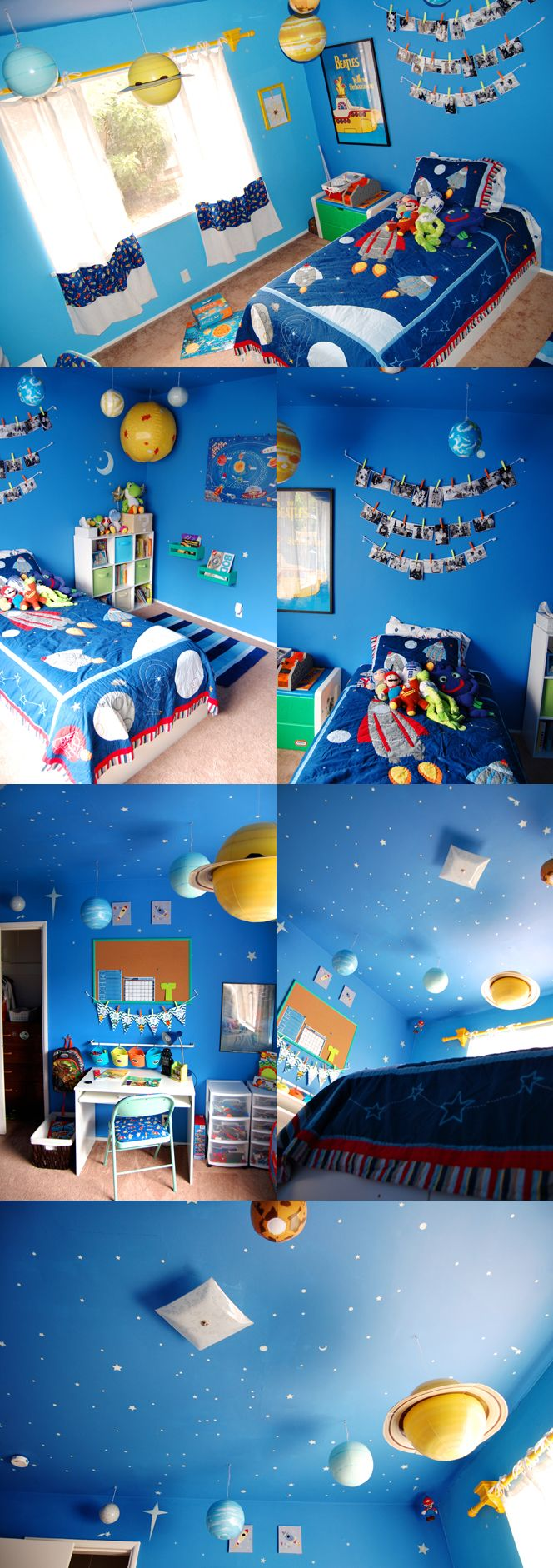 Kid S Space Room Doing My Son S Room In Cars Trucks This Time But