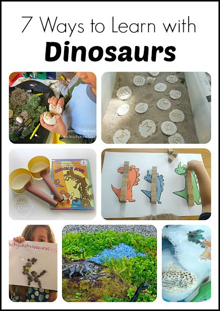 Dinosaurs Printables, Lesson Plans, and Activities ...