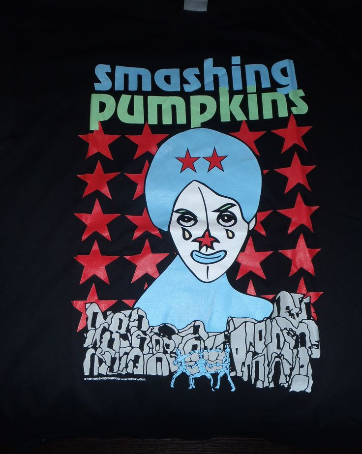 SMASHING PUMKINS (1994-95)