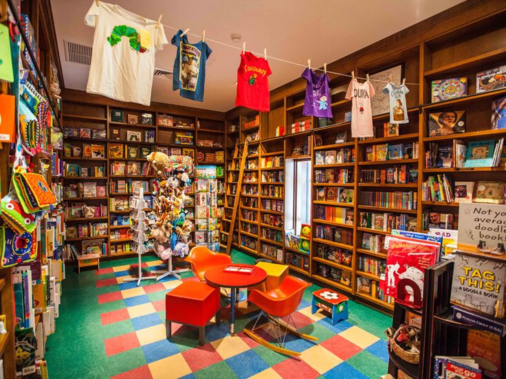 Best children's bookstores.    A Ray of Sunshine