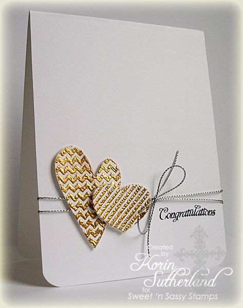 Congratulations CC407 by sweetnsassystamps - Cards and Paper Crafts at Splitcoaststampers