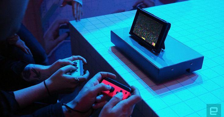 richardhaberkern.com http://soundlazer.com Nintendo's Switch makes a great first impression