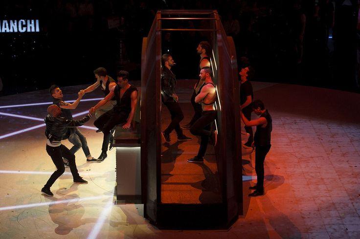 Coreografia #Amici14 il tema quello della prevenzione #giulianopeparini #amiciufficiale #wittytv