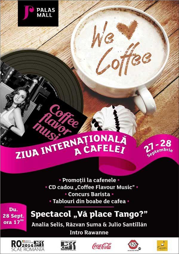 Ziua Internationala a Cafelei @ Palas Mall