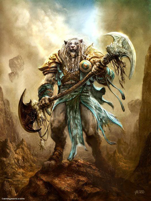 Lion WarriorLion Warrior
