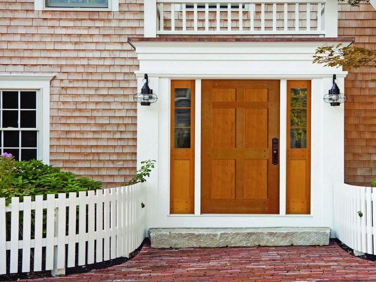 Villa Çelik Kapı Tasarımları