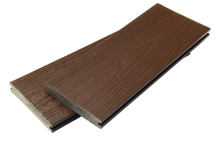 Uv-Resistant Co-extruded WPC Decking Flooring #Co-extrudedflooring #Co-extrudeddecking #outdoordecking