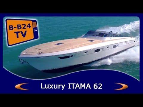 Luxury ITAMA 62 Yacht by BEST-Boats24