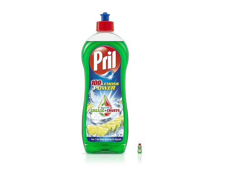Pril One-Drop Bottle on Packaging of the World - Creative Package Design Gallery