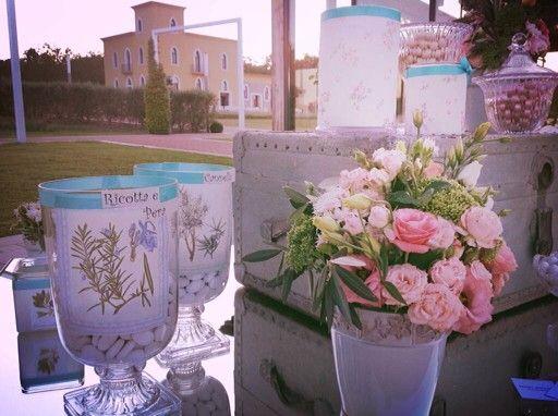 Easy chic wedding in Apulia