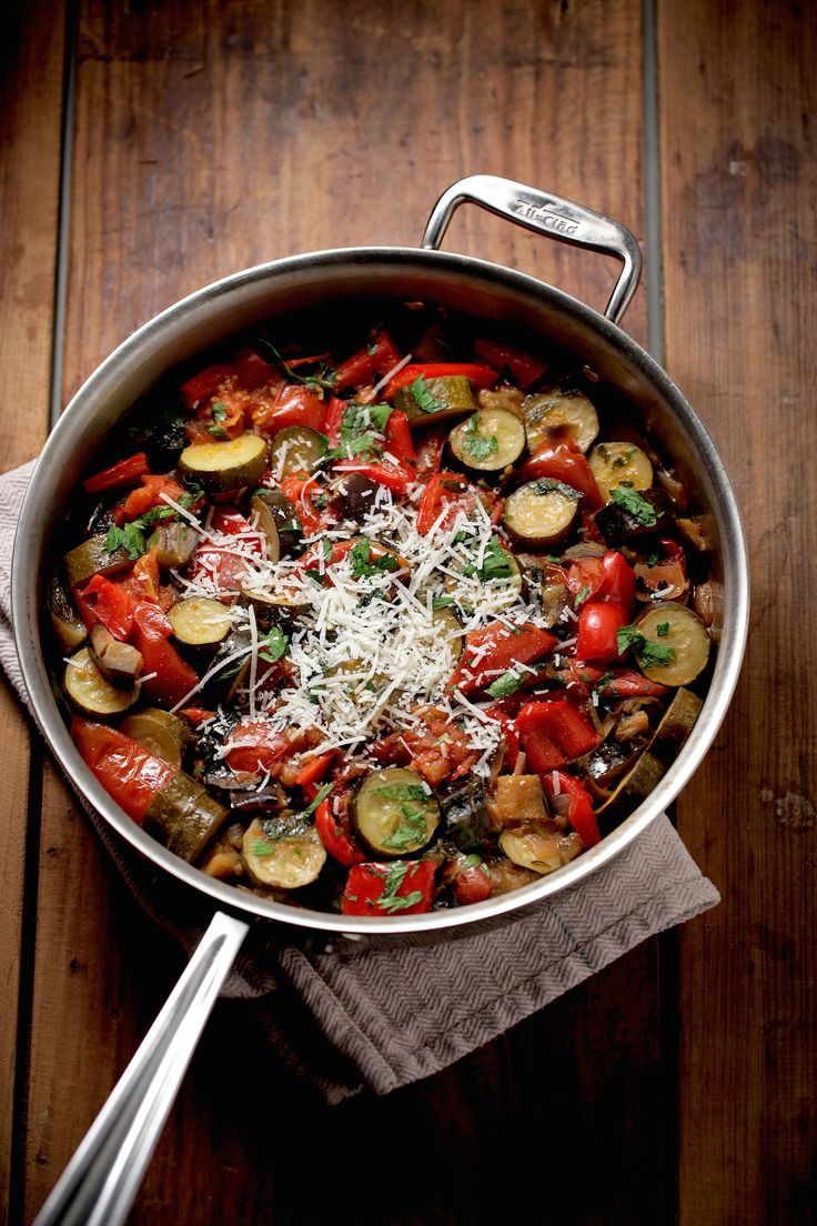 The Perfect Ratatouille : The Healthy Chef – Teresa Cutter