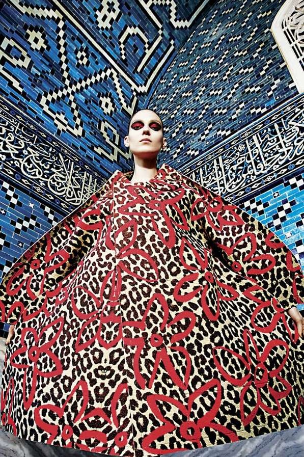 Turkish Delight Photography - The V Magazine Young Turks Editorial is Coated with Delectable Prints (GALLERY)