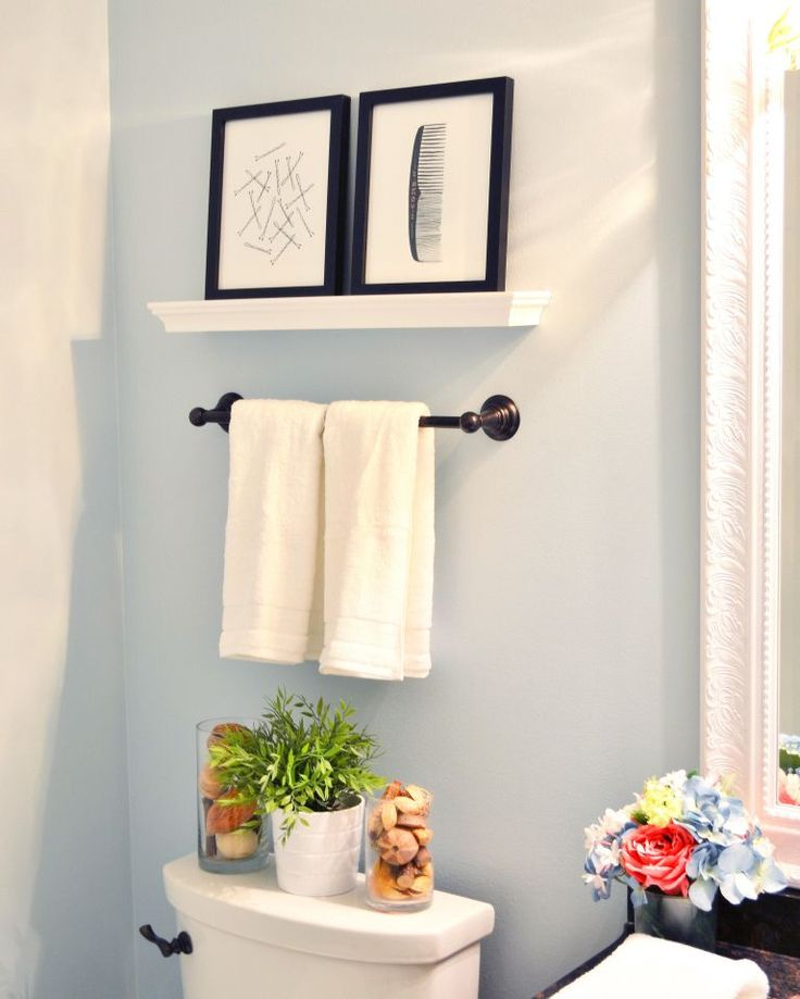 Powder Room Wall Decor best 25+ shelves above toilet ideas on pinterest | half bathroom