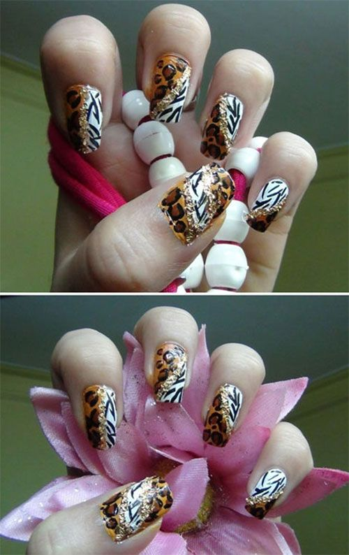 Simple Easy Zoo Farm Animals Nail Art Tutorial 2013 2014 For Beginners 3 Simple & Easy Zoo & Farm Animals Nail Art Tutorial 2013/ 2014 For B...