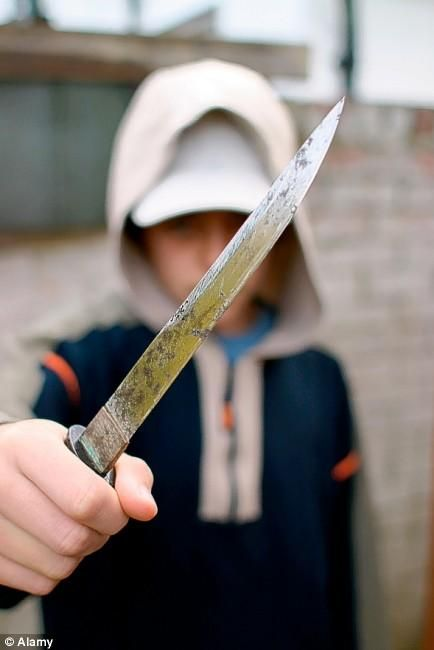 knife crime essays