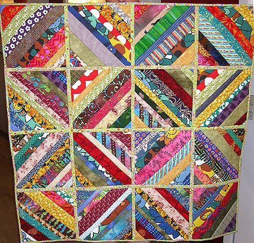 Not Lenes quilt :-) It's my quilt :-)