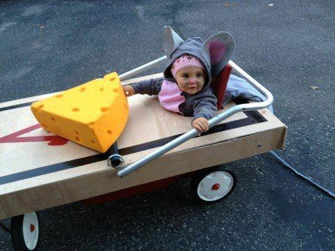 Adorable kids costume
