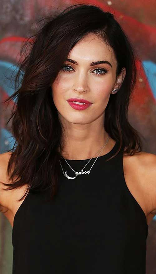 Incredible 1000 Ideas About Long Bob Hairstyles On Pinterest Longer Bob Hairstyles For Women Draintrainus