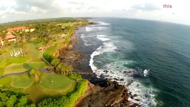 Nirwana Pan Pacific Golf Club