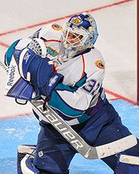 ECHL ANNOUNCES FANTASY TEAM AND GOLDEN GOALIE PARTICIPANTS PRINCETON, N.J. - The ECHL announced on Wednesday the winner for each of the 21 teams participating in the 2014-15 ECHL Fantasy Team, pres...