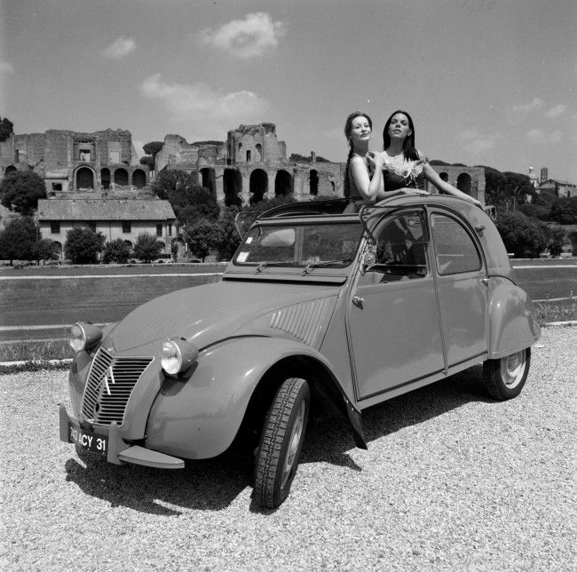 Cars I remember growing up in Argentina - I remember the CItroens in Argentina!! --France. 1950s Citroen 2CV. Produced from 1948 till 1990