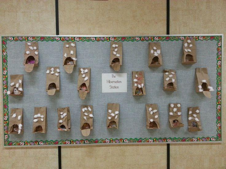 17 best images about hibernation on pinterest activities for Hibernation crafts for kids