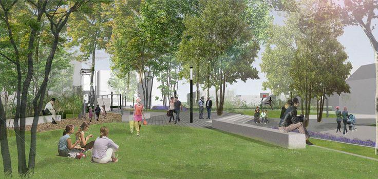 asnieres_residential_park_by_Espace_Libre_landscape_architecture_23 « Landscape Architecture Works | Landezine