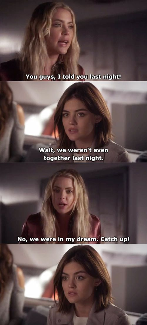 """#PLL 7x08 """"Exes and OMGs"""""""