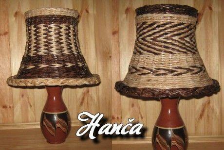 Moje pletení z papíru - Hanča Čápule - Fotečky MOTALINEK - Starší výrobky